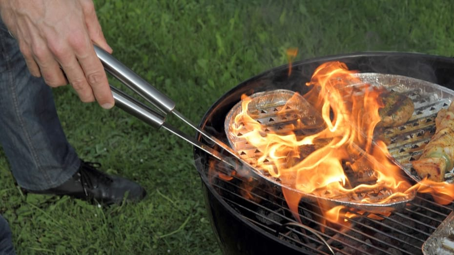 Your Grill Should Cook Not Burn